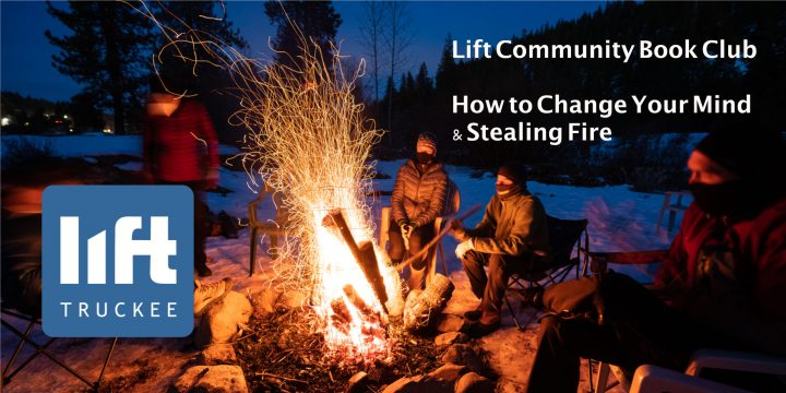 Lift Truckee Book Club @ Truckee River CoHousing
